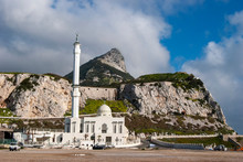 The King Fahad Bin Abdulaziz Al Saud Mosque At Europa Point, Gibraltar