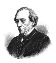 The Benjamin Disraeli's Portrait In The Old Book The Essays In Newest History, By I.I. Grigorovich, 1883, St. Petersburg