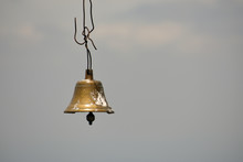 Ringing Bell In Temple