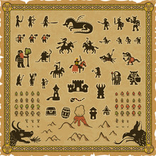 RPG Map Elements Set That Incl...