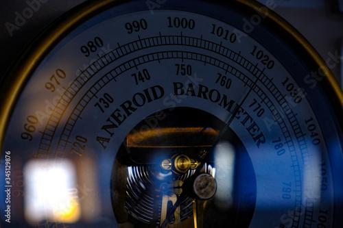 Photo Barometer aneroid