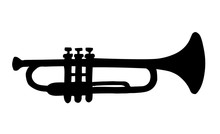 Musical Instrument. Trumpet. V...
