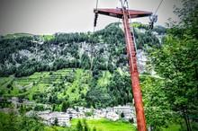 Skilift Abbandonato - Isola