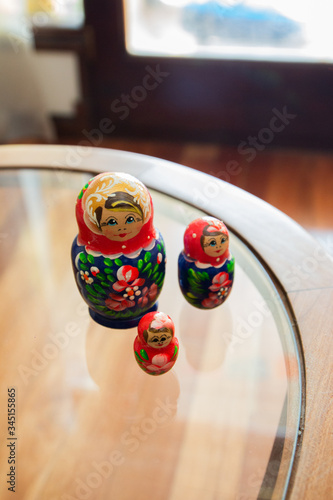 Photo art, babushka, background, culture, cute, decoration, design, doll, dolls, face,