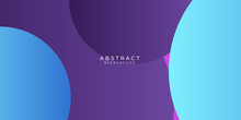 Blue Purple Pink Abstract Pres...