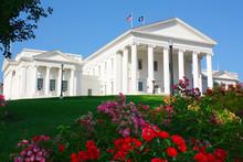 Virginia State Capitol, Richmo...
