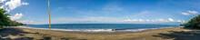 Panoramic View Of The Sea, Tro...