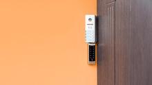 Intercom With Doorbell Buttons...