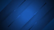 Abstract background dark blue gradient color