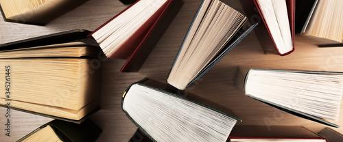 Photo Books top view