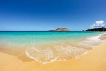 Las Conchas Beach, Canary Isla...