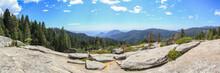 Dramatic Landscape Of Sequoia ...