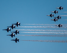 Blue Angels And Thunderbirds M...