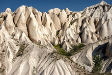 Volcanic Rock Formations In Ca...