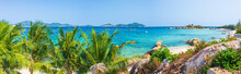Secluded Tropical Coast Line T...
