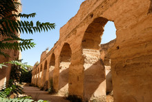 The Ancient Ruined Arches Of T...