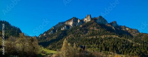 Piękne góry  - Pieniny