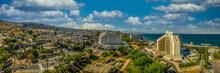 Aerial Summer Panorama Of Tibe...