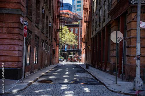 Staple Street in Tribeca