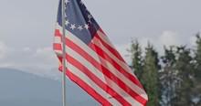 First American Flag, Stripes A...