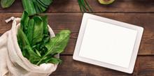 Order Food Online Tablet With ...