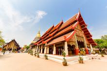 Wat Phra That Lampang Luang (K...