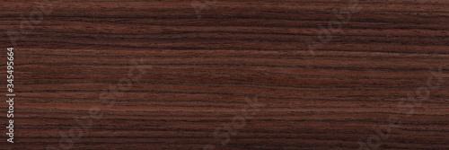 Fotografia Contrast rosewood veneer background in dark color