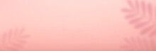 Abstract Pink Background And S...