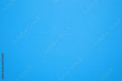 Fototapeta Close up blue paper texture background