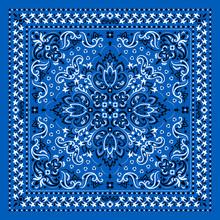 Vector Ornament Bandana Print....