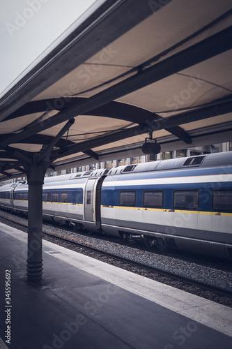 Fotografía train