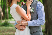 Wedding In The Style Rustic. T...