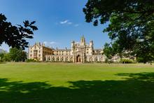 St John's College New Court An...