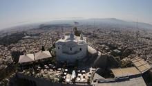 Church Of Agios Georgios On Mo...