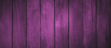 The Texture Of Purple Wooden B...