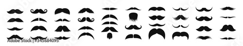 Fotografía Set of mustaches