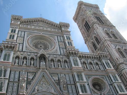 Obraz na plátně Firenze, Italy. The soul of the italian art