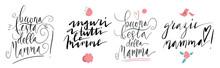 Handwritten Vector Lettering S...