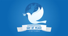 International Day Of Peace Ban...