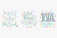 We Love Because He First Fell ...