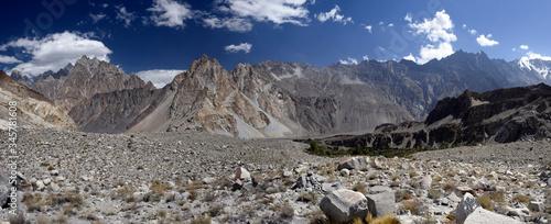 Fototapeta Hunza Valley Pasu obraz
