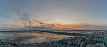 Panoramic View From The Dike O...