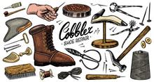 Cobbler Set. Professional Equi...