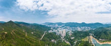 Aerial View Of Shing Mun Count...
