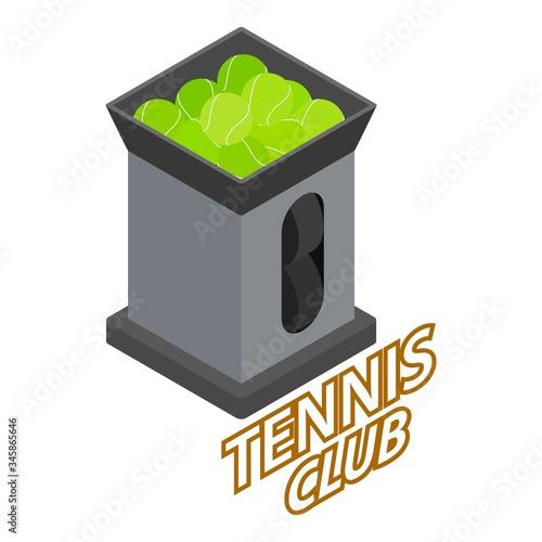 Sport club icon Slika na platnu