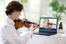 Violin Lesson Online. Music Re...