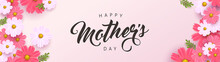 Mothers Day Banner Background ...