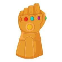 Thanos Glove With Infinity Sto...