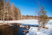 Mississippi Headwaters In Itsc...