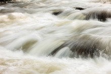 The Pounding Rushing Water Of ...